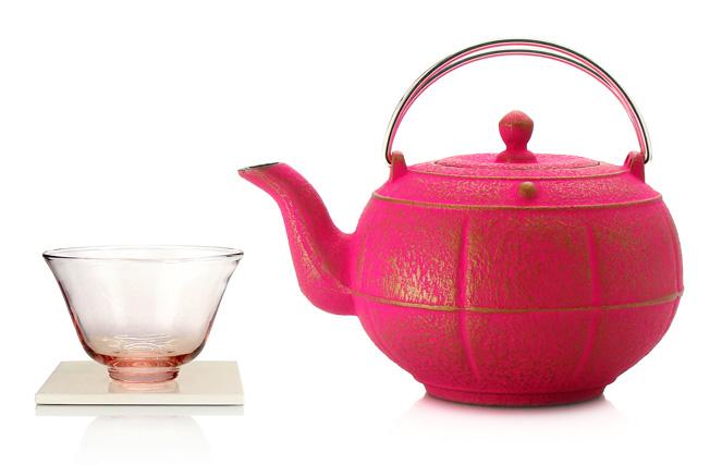 Pleine Lune und Rainbow Tea