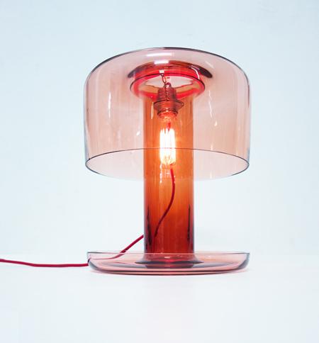 "Prototyp Lampe ""Hut""  (Foto: Studio Aisslinger)"