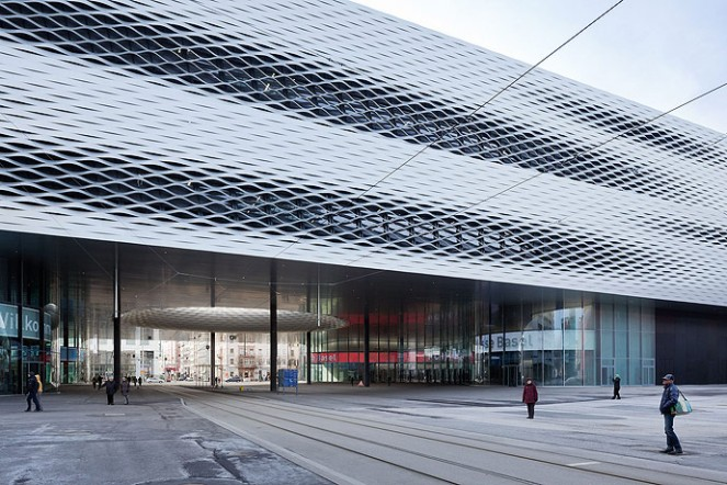 Messe basel das ideale heim - Neue architektur ...