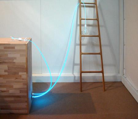 Leuchte Line, Imagine, Salone Satellite 2013
