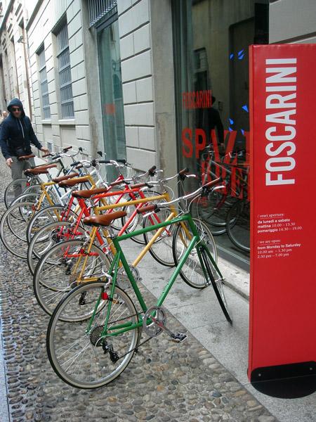Tokyobike-Tour, Milano 2013