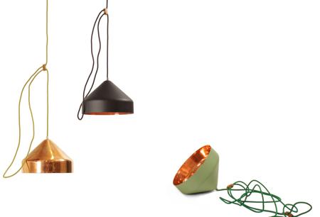 In vielen Farben erhältlich: Die Leuchten von Ontwerper Duo und Vij5